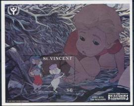 St.Vincent, michel blok 191, xx