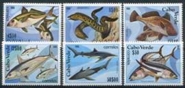 Cabo Verde, michel 419/24, xx