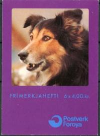 Faroer, michel MH 7 ,o