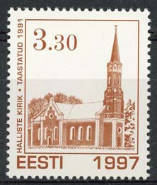 Estland, michel 312, xx