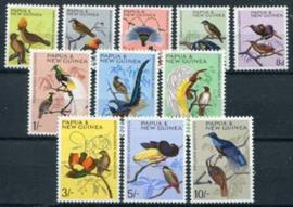Papua N.Guinea, michel 62/72, xx