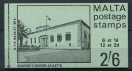 Malta , michel MH 0-3, xx