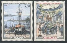 Monaco , michel 1934/35 , xx