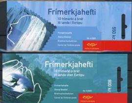 IJsland, michel MH met 981/82, xx