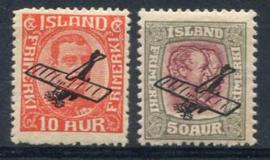 IJsland, michel 122/23, x