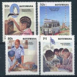 Botswana, michel 601/04, xx