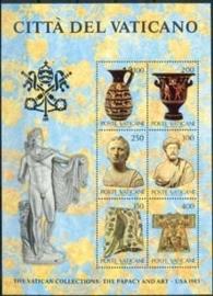 Vaticaan, michel blok 5, xx