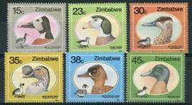 Zimbabwe, michel 390/95, xx