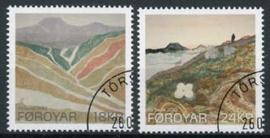 Faroer, michel 702/03, o