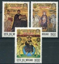 Vatikaan, michel 1124/26, xx