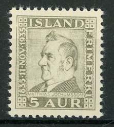 IJsland, michel 184, xx
