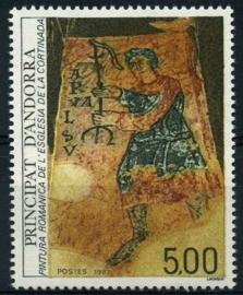 Andorra Fr., michel 384, xx