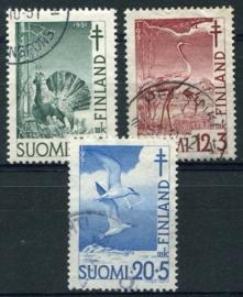 Finland, michel 396/98, o