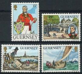 Guernsey, michel 310/13, xx