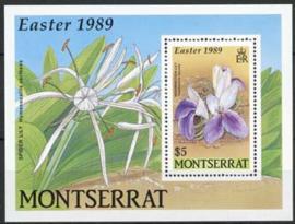 Montserrat, michel blok 52, xx