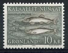Groenland, michel 168 , xx