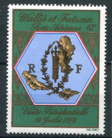 Wallis & F., michel 357, xx