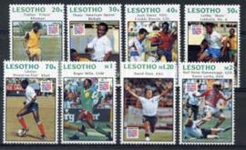 Lesotho, michel 1081/88, xx