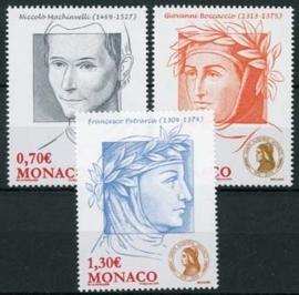 Monaco , michel 2949/51, xx