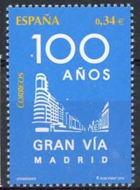 Spanje, michel 4501, xx