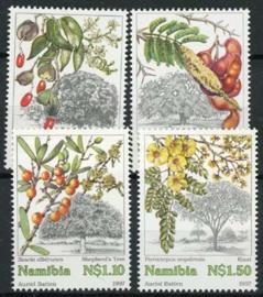 Namibie, michel 867/70, xx