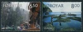 Faroer, michel 497/98, xx
