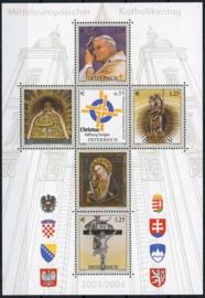 Oostenrijk, michel blok 24, xx
