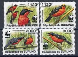 Burundi, michel 2126/29b, xx