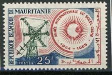 Mauretanie, michel 231, xx