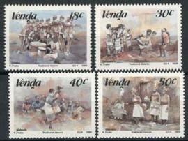 Venda, michel 187/90, xx