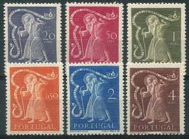 Portugal, michel 752/57, xx