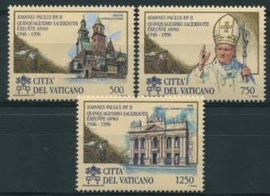Vatikaan, michel 1181/83, xx