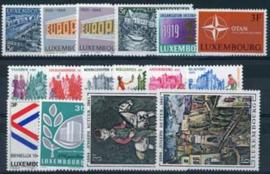 Luxemburg, jaargang 1969 , xx