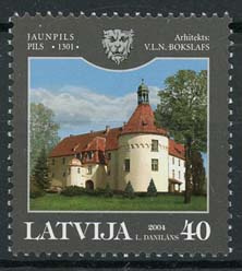 Letland, michel 622 A, xx