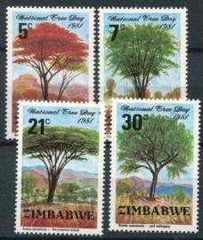 Zimbabwe, michel 255/58, xx