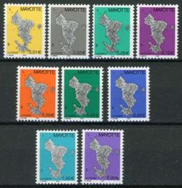 Mayotte, michel 150/58, xx