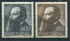 Portugal, michel 758/59, xx