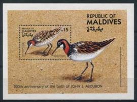 Maldives, michel blok 105, xx