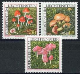 Liechtenstein, michel 1252/54, xx