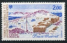 Antarctica Fr., michel 225, xx