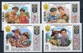 Grenada, michel 484/87, xx