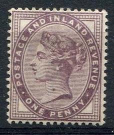 Engeland, michel 65 II, x