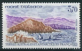 Antarctica Fr., michel 335 , xx