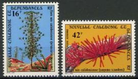 N.Caledonie, michel 608/09, xx