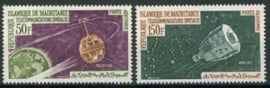 Mauretanie, michel 217/18, xx