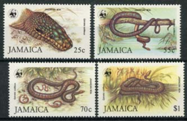 Jamaica, michel 591/94 I , xx