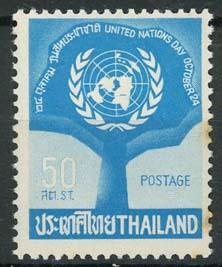 Thailand, michel 434, xx