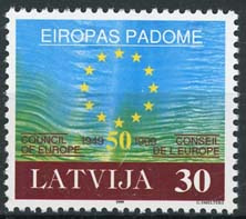 Letland, michel 500, xx