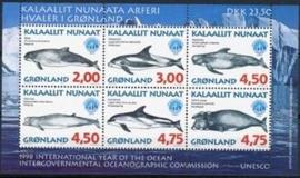 Groenland, michel blok 14 , xx