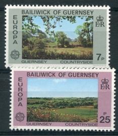 Guernsey, michel 147/48, xx